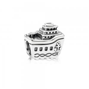 PANDORA All Aboard Cruise Ship Charm