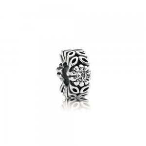 PANDORA Sparkling Forest Flower Spacer
